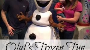 Disneyland's Frozen Fun Tips