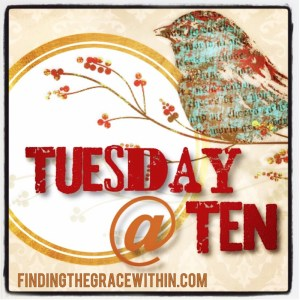 Tuesday at 10: Finding the grace within
