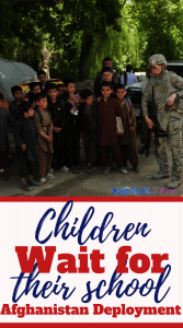 When I deployed to Afghanistan I was part of a team that helped build roads, schools and government buildings. when we went to the schools for the inspections their were often kids sitting outside the school doing their lessons waiting for their school to be completed. #deployment #afghanistan #hermilitarystory #military #airforce #militarylife