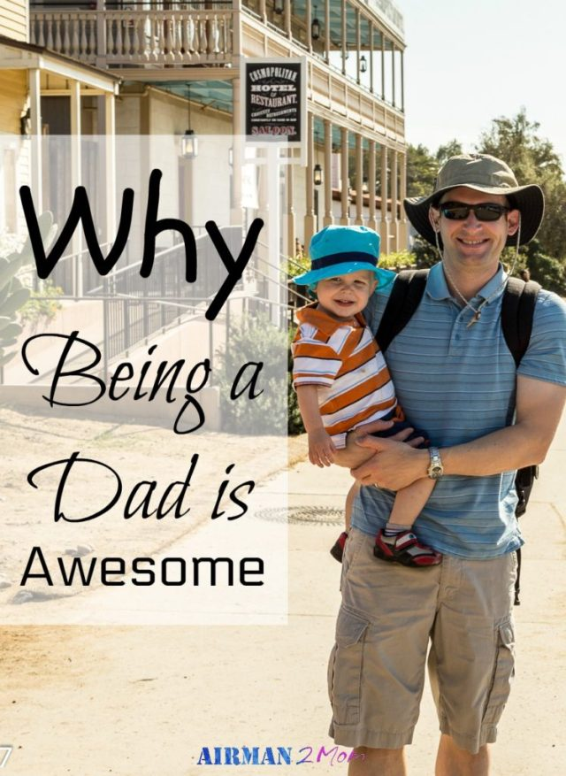 Why Being A Dad is awesome! I got expert advice from who else, but Dads. Telling me why they love being dads. Do you know a Dad in your life? I bet they can tell you why they love being a dad. You should ask them why.