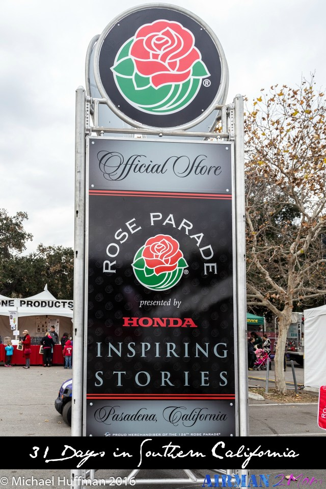 Rose Parade Floats. The only way to see the floats isn't going to the parade, you can also see the floats while they are being built