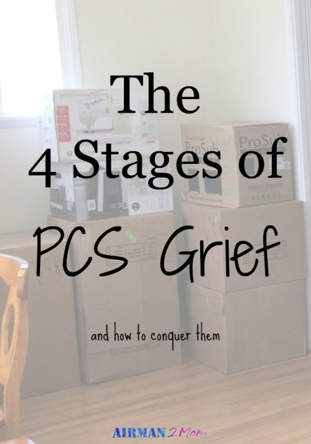 The military has a culture where everything is fine, but sometimes things are not fine. Go with me to look at the 4 stages of grief and how it is totally normal for everything not to be fine.
