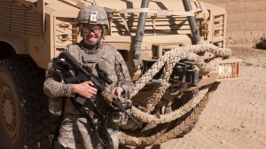 A Female Veteran: The Struggles Don't End When You Leave