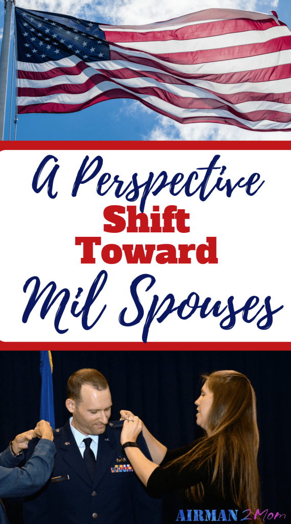 When I made the switch from military member to military spouse. I thought life was about to get a whole lot easier. But my life changed in a way I couldn't imagine. Now that I have walked the road of military spouses I know the challenges they face. How my perspective toward military spouses changed. #milspouse #military #militaryspouse