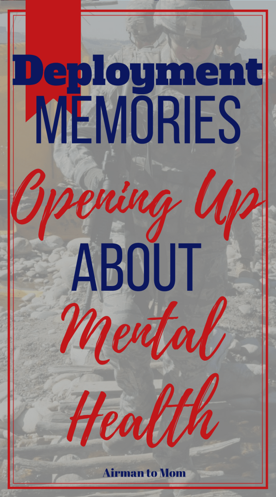 When people think of mental health linked to deployment their minds often jump to combat situations, being injured or dealing with dramatic situations. While these situations do happen overseas and can cause Post Traumatic Stress Disorder (PTSD), there are other issues with being in a combat zone that can easily be overlooked. #mentalhealth #celebraterecovery #deployment