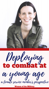 Christina joined the Army National Guard, but quickly found herself on her way to Iraq shortly after finishing training. She was young and about to embark on a 15 month adventure. Hear her story on Women of the Military Podcast #podcast #militarywomen #military