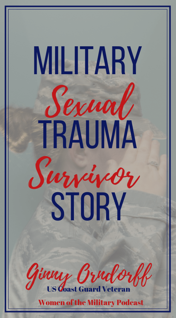 Have you heard the story of a military sexual trauma survivor? It really makes you understand the challenges go beyond the assault, the leadership may or may not help and that can have a huge impact on the member. #metoo #militarysexualtrauma #MST