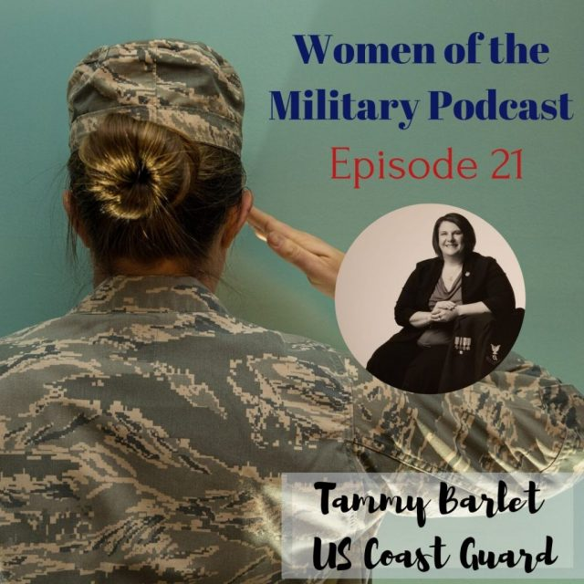 In the Coast Guard Far From Home Tammy Barlet