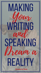 Do you want to be a successful writer or speaker? This year is the perfect year to learn and with Speak Up Conference being offered virtually for a discounted price it is the perfect year for you to grow!