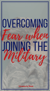 If you're feeling nervous and afraid about joining the military, I can definitely relate. Basic training scared me. To make matters worse, I had to go through it twice. You read that right, twice. Once, when I entered the United States Air Force Academy Preparatory School and then again a year later when I started my time at the United States Air Force Academy. After going through the experience once, you'd think I'd be less afraid the second time around, but I wasn't. If anything, I was more anxious because I knew what to expect and I wasn't looking forward to it.