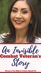 Invisible Combat Veteran