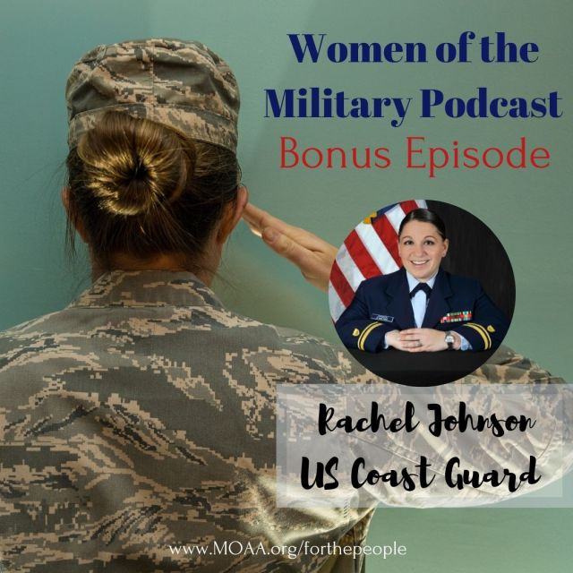 Women of the Military Podcast MOAA is more than Advocacy