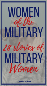 Get your copy of Women of the Military Book today!