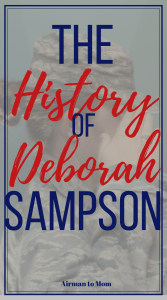 Sometime between 1781 and 1782, Deborah Sampson made the decision to disguise herself as a man and join the Army so she could travel the world. She bound her breast, sewed men's clothing, and took on the name Robert Shurtleff, enlisting in the Fourth Massachusetts Regiment1.  #deborahsampson #womenofhistory #militarywomen