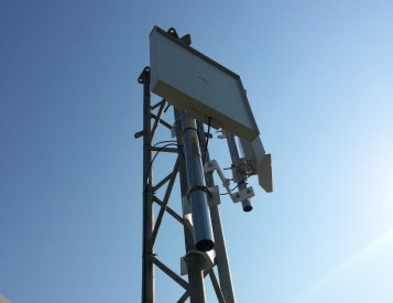 Wireless Mast
