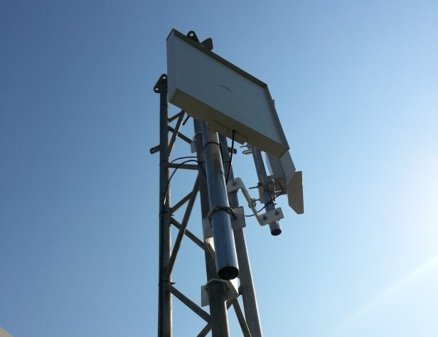 Wireless Mast