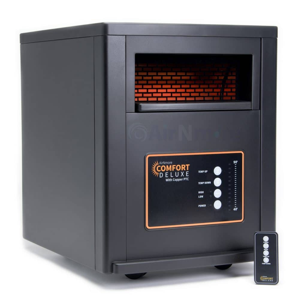 hight resolution of airnmore comfort deluxe infrared zone heater