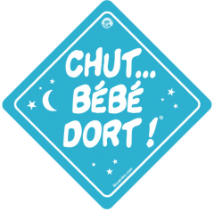 bébé dort parent