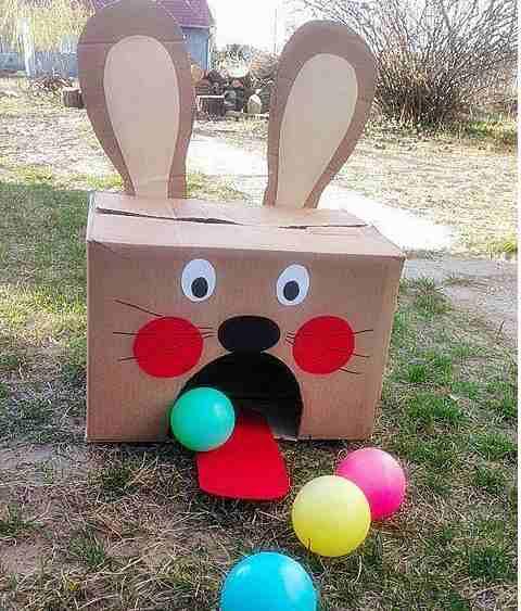 jeu du lapin de paques