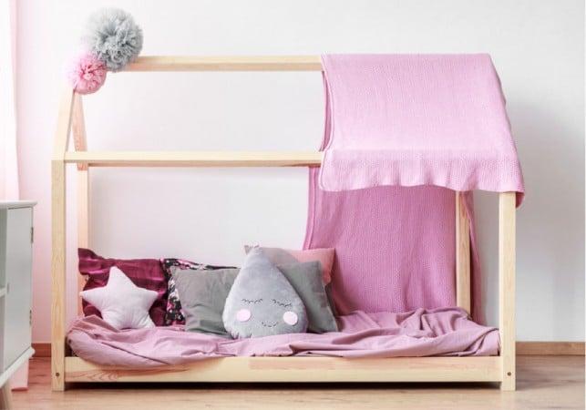 Le lit Montessori, un couchage au sol idéal pour les enfants