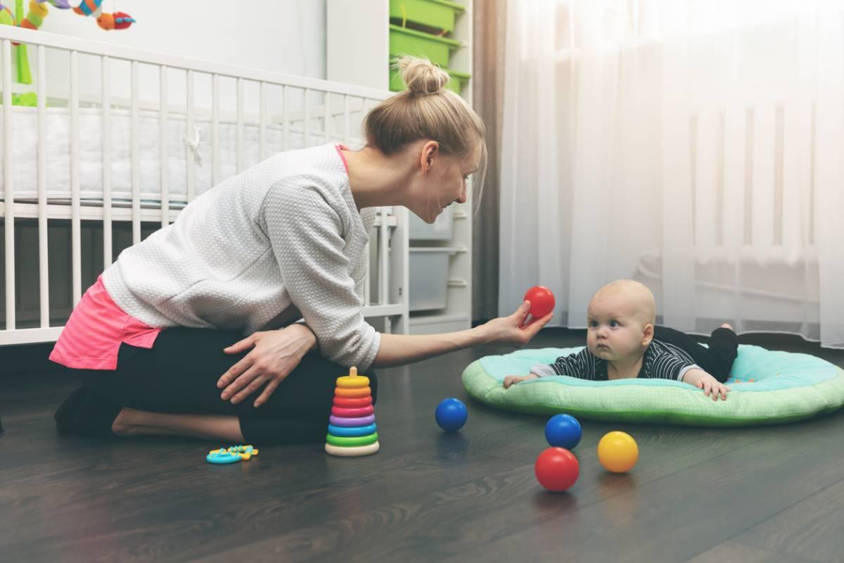 Les différents modes de garde pour un jeune enfant