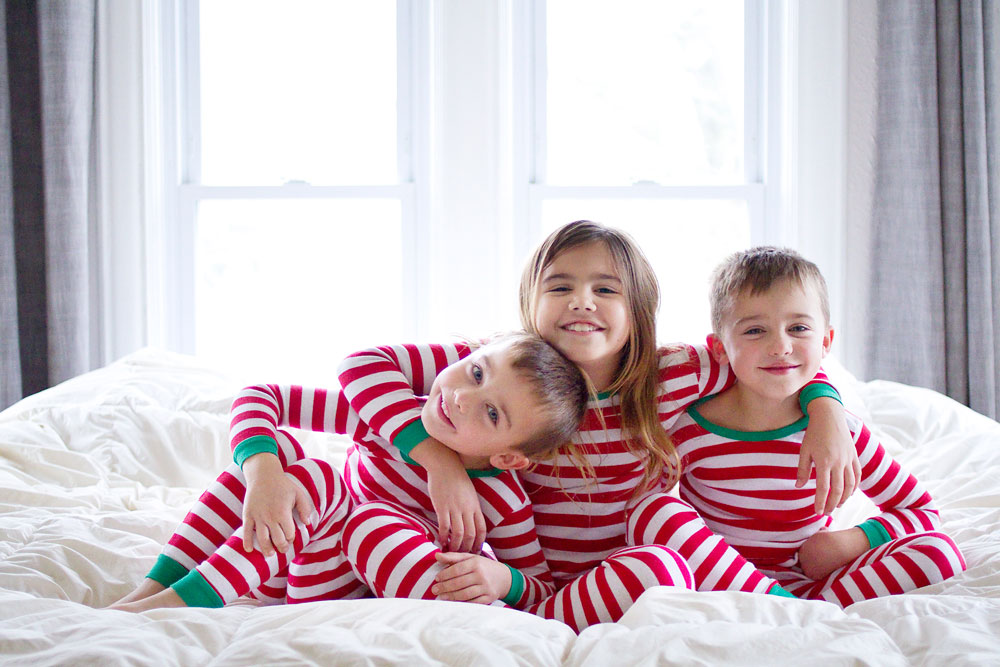 Une combinaison pyjama mignonne pour aider vos enfants à aller au lit