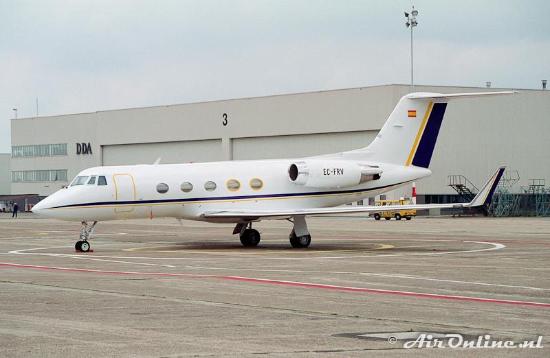 EC-FRV Gulfstream 2B