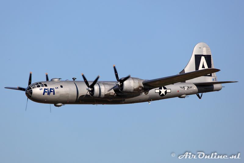 NX529B Boeing B-29 Superfortress Fifi