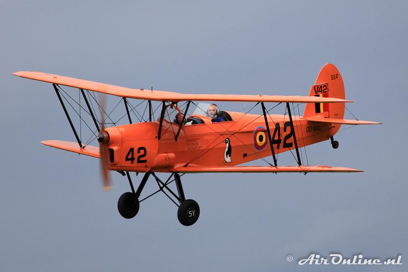 OO-WIL Stampe Vertongen SV-4B