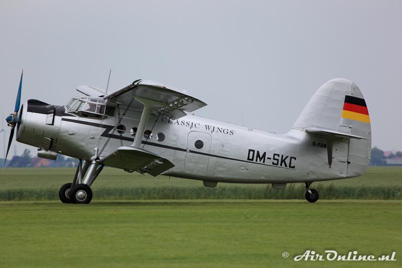 D-FONC / DM-SKC Antonov AN2