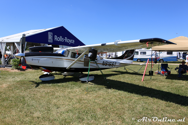 N916ST Cessna T206H Turbine Powered Mark II Sentinel