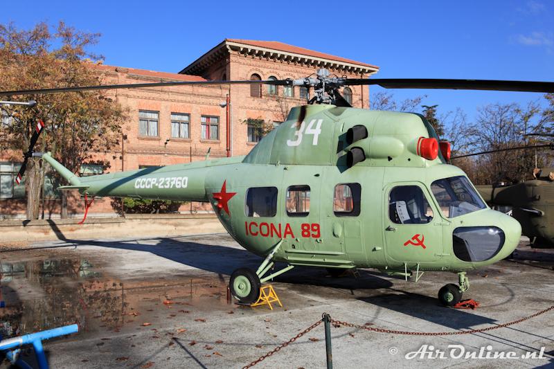 CCCP-23760/34 Mil Mi-2 Hoplite