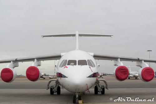 ZE200 British Aerospace 146-100 Statesman - Royal Air Force