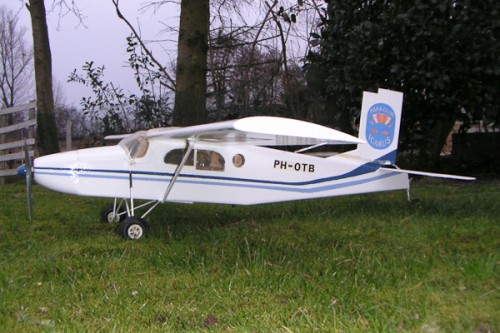 RC Model PH-OTB Pilatus PC-6 Porter