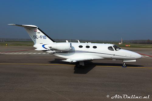 OE-FID Cessna 510 Mustang