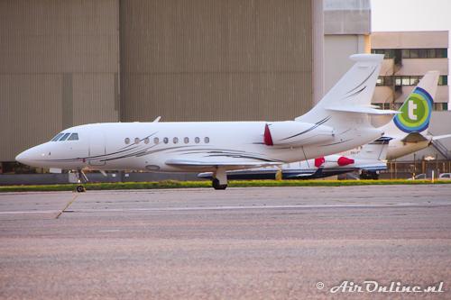 OH-FEX Dassault Falcon 2000EX