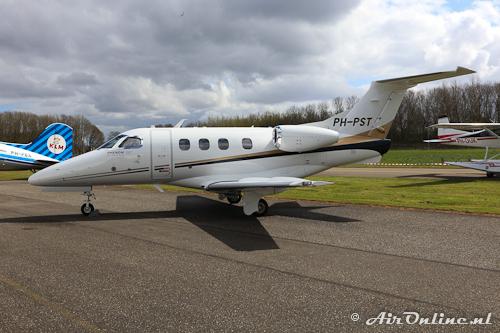 PH-PST Embraer EMB-500 Phenom 100