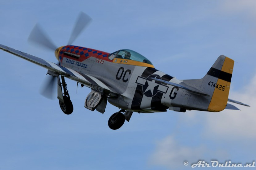 PH-PSI North American P-51D (Seppe 4 september 2010)