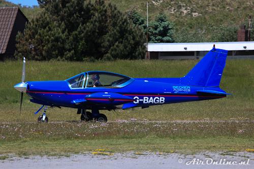 G-BAGB SIAI Marchetti SF-260