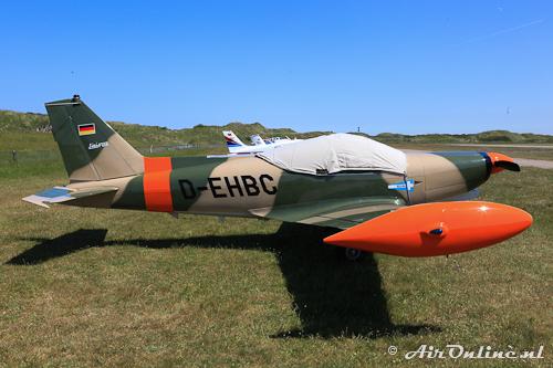 D-EHBC SIAI-Marchetti SF.260B