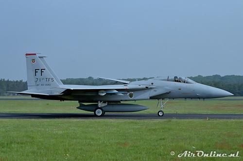 80-0040/FF McDonnell Douglas F-15C Eagle