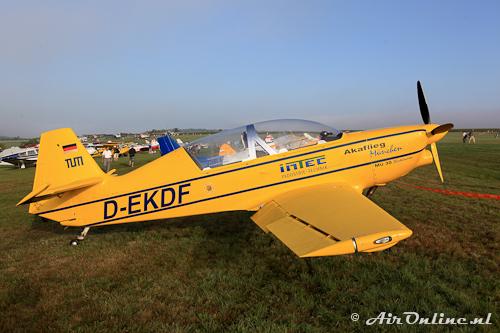D-EKDF Akaflieg München Mu-30 Schlacro