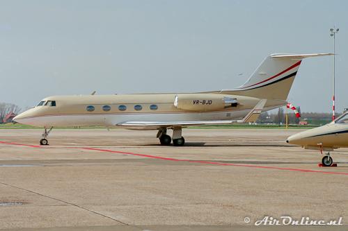 VR-BJD Gulfstream 2B G1159B