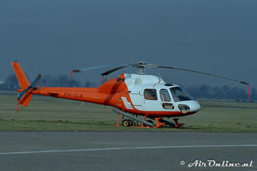 PH-SLB Aérospatiale AS 355 F Ecureuil 2