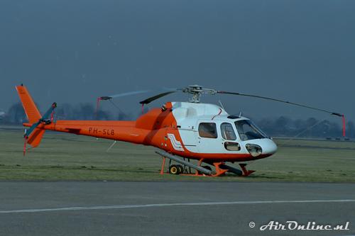 PH-SLB Aérospatiale AS 355 F Ecureuil 2