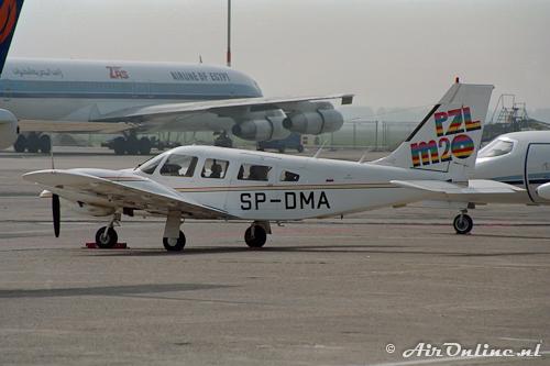 SP-DMA PZL-Mielec M-20-03 Mewa (Schiphol, 1991)