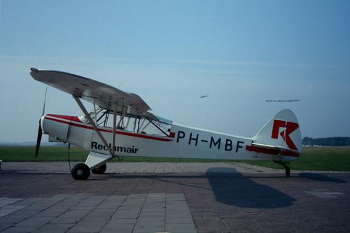 PH-MBF Piper PA18-150 Super Cub