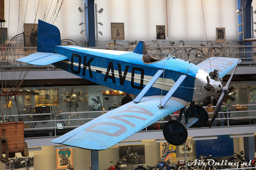 OK-AVO Avia BH-10 (1924)