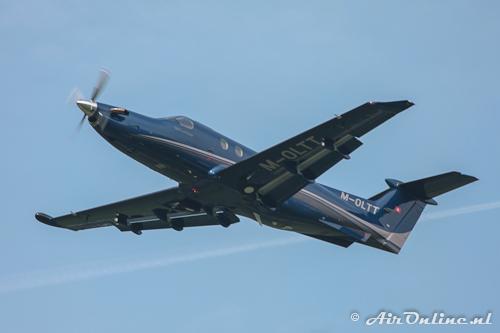 M-OLTT Pilatus PC-12/47E (c/n 1063)