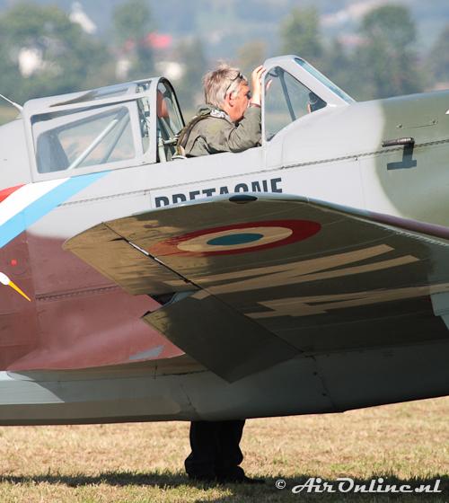 HB-RCF Morane-Saulnier MS.406 C1